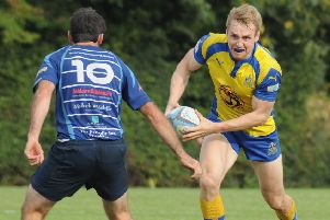 Tom Naismith scored a second-half try as Kenilworth eased past Stratford.