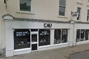The former Cau site in Leamington. Photo from Google Street View.