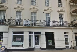 If given the go ahead the micropub would be located at 4-6 Victoria Terrace in Leamington. Photo by Google Street View