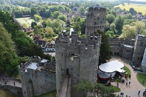 The Warwick Mayor's event will be taking place at Warwick Castle.