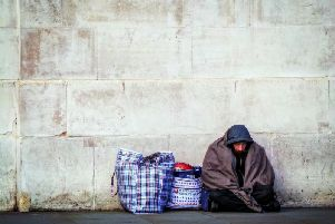 Rough Sleepers will be able to access emergency accommodation whenever the weather is 'severe'.