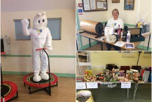 Photos from Andrew and Michelle's Easter fun day.'Photo submitted.