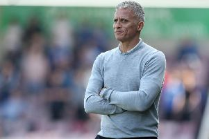 Keith Curle. Picture: Pete Norton