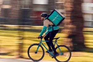 Deliveroo PR library imagery' Mikael Buck / Deliveroo