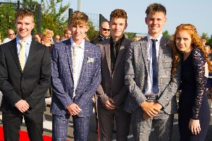 The Littlehampton Academy prom