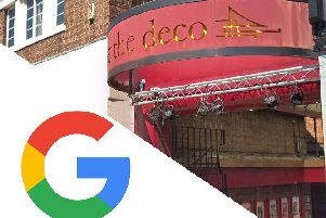 Google will be at the Deco Theatre to teach Northampton digital skills for their businesses.