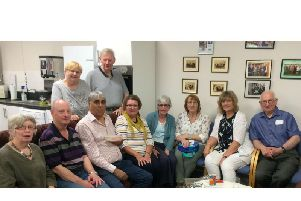 Ten members of Rugby Village Bridge Club took part in the county blue point pairs at Stamford