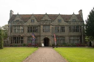 St John's House in Warwick, which is the current home of the Fusiliers Museum.