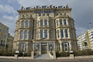Chatsworth  Hotel in Eastbourne (Photo by Jon Rigby) SUS-180222-091318008
