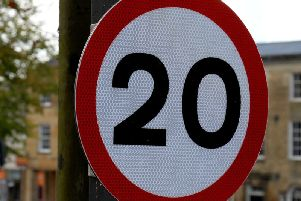 A new speed limit has been proposed for an estate in Warwick.