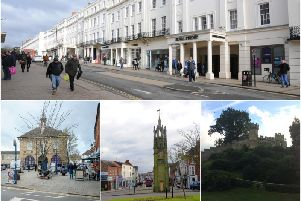 The Warwick district has been named as one of the top places to live in the UK.
