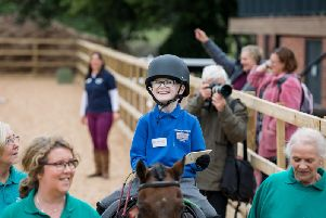 A fundraising event is being held for the Riding for Disabled Association (RDA) in  Shrewley. Photo supplied