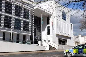 Warwickshire Justice Centre in Leamingtoin where Warwickshire Magistrates' Court sits.