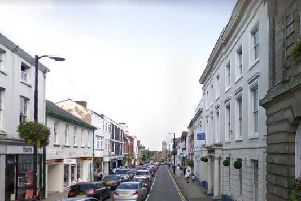 Jury Street in Warwick. Photo by Google Street View