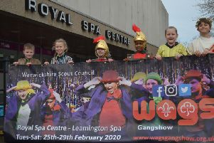 Cubs scouts are preparing for a Roman tournament as part of the WAGS Gang Show taking place in Leamington this month.