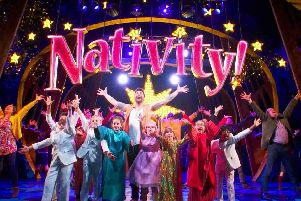 'An enjoyable festive stage musical extravaganza'