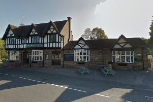 Kings Head pub, North Chailey (photo from Google Maps Street View)