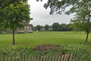 Chichester's Priory Park. Google Maps