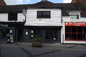 Pizza Express in East Street, Horsham SUS-190703-143026001