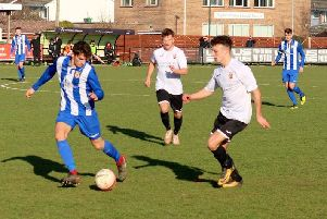 Pagham in recent action against Lingfield / Picture by Roger Smith