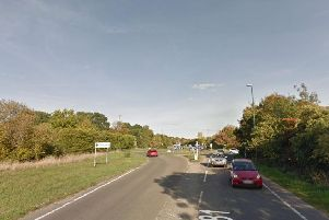 Works to downgrade the A281 are set to begin next month