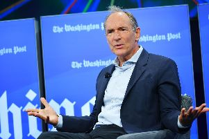 Tim Berners-Lee, the father of the internet