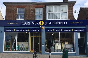Gardner and Scardifield is on the site of the former Bunces store in Horsham SUS-190327-165432001
