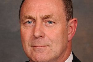 Garry Wall, leader of Mid Sussex District Council