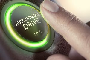 Driverless cars are on the way - but so are connected vehicles