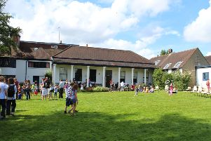 Visitors can also bring a picnic to enjoy on the grounds