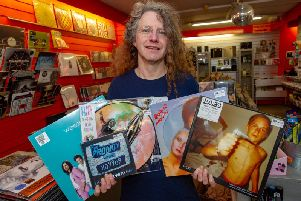 Record Store Day is always popular in Northampton