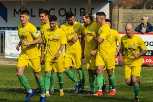 Chi City have now scored 101 goals this season / Picture by Daniel Harker