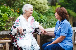 St Catherine's nurses will offer advice at the free question and answer session for nurses in Horsham SUS-190705-163019001