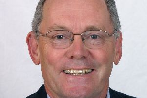 Jonathan Chowen, Horsham District Council cabinet member for arts, heritage and leisure ENGSUS00120121218101146