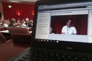 Full Council meetings and other items on committees are broadcast online