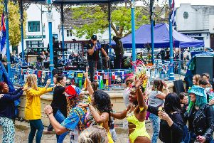 Horsham Caribbean Festival. Photo: Toby Phillips Photography