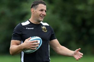 Saints forwards coach Phil Dowson