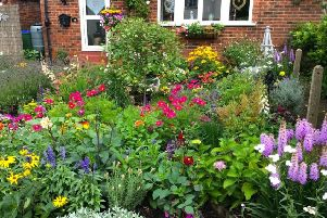 The competitions celebrate gardening skill