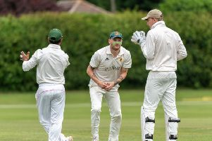 Woodhall Spa were in dominant form at Boston. Photos: @russelldossett (www.sportspictures.online)