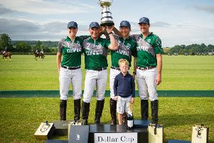 Dollar Cup presentations / Picture by Mark Beaumont