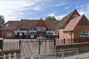 Fletching Primary School (Photo from Google Maps Street View)