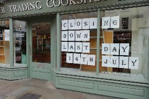 Steamer Trading Cookshop has confirmed its closing date