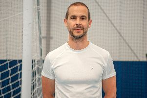 Darin Killpartrick is the new man on the Chi City coaching team / Picture by Neil Holmes