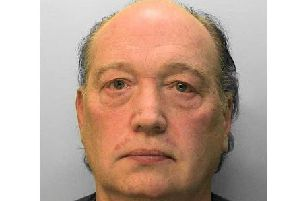 Alan Porter, 58, a lorry driver, from Onslow Drive, Ferring. Picture: Sussex Police