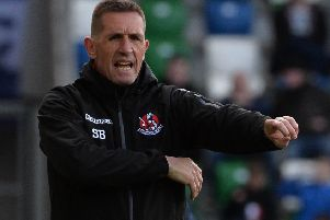 Crusaders boss Stephen Baxter. Pic by PressEye Ltd.