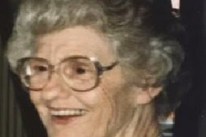 Beryl Barker died peacefully at home aged 98.