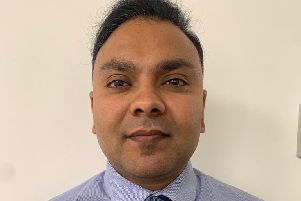 Viral Parikh left the Conservative Party at the start of August