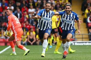 Andone scored with his first touch. Another great impact from bench