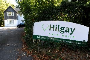 Hilgay Care Home in Burgess Hill remains in special measures. Picture: Steve Robards