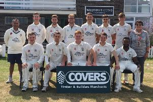 Bognor CC, sponsored by Covers